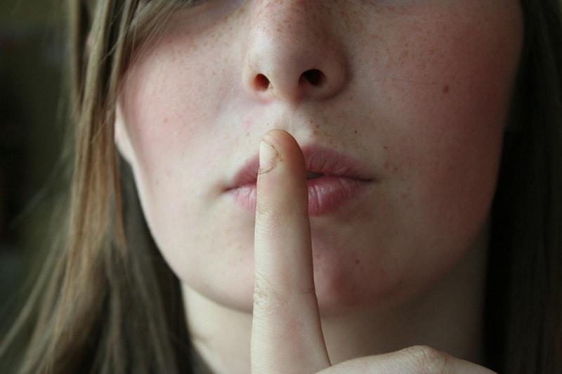 女性の秘密
